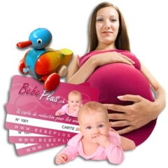 BebePlus est la carte de réduction pour les parents en suisse